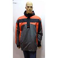 Куртка - парка лыжная мужская NOKAST
