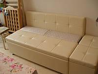 """Кухонный маленький диван со спальным местом """"Твинс сон"""""""