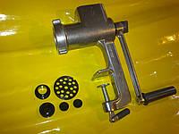 Мясорубка Мотор Сич 1МА-С механическая аллюминиевая