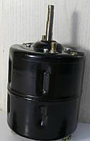 Электродвигатель отопителя ГАЗ 53, МОСКВИЧ 2140 (Dвала=6мм, под болты) старого обр. 12В, 25Вт пр-во Украина