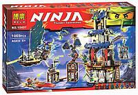 """Конструктор Bela Ninja """"Призрачный город Стикс"""" 10401 (аналог LEGO Ninjago 70732)"""