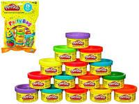 Набор пластилина 15 шт. для праздника Hasbro плей-до Play Doh