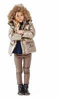 Модная курточка для девочки/Модна куртка для дівчинки. ТМ 3 Pommes (Франция). Размер: 104,110,116.