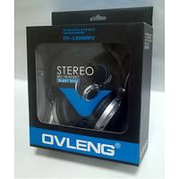 Наушники накладные с микрофоном Ovleng OV-8006MV