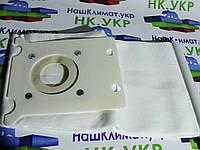 Мешок (пылесборник) тканевый, многоразовый (P03c, EL1c) для пылесосов електролюкс elektolux, phillips филипс