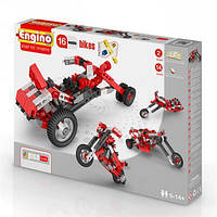 ENGINO PICO BUILDS Конструктор Мотоциклы, 16 моделей, № PB42