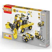 ENGINO PICO BUILDS Конструктор Строительная техника, 12 моделей, № PB34