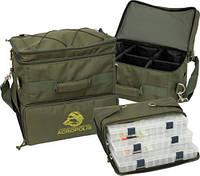 Рыбацкая сумка / Сумка рибальська Acropolis РС - 1у с коробками