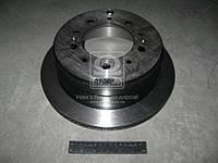 Диск тормозной TOYOTA LAND CRUISER 100, задний, вентилируемый(производитель TRW) DF4483