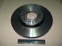 Диск тормозной VOLVO, передний, вентилируемый(производитель TRW) DF2671