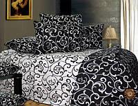Комплект постельного белья полуторный 150*220 хлопок (3905) TM KRISPOL Украина