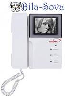Видео домофон черно-белый Viatec V-4HP