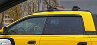 Комплект автомобильных дефлекторов окон ветровиков Subaru Baja 2002-2006 (Субару бая) Cobra Tuning
