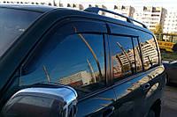 """Комплект автомобильных дефлекторов окон ветровиков Toyota Land Cruiser 100 5d 1998/Lexus LX (UZJ100) 1998-2001""""EuroStandard"""" (Тойота ленд крузер 100)"""
