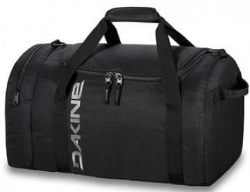 Вместительная спортивная сумка Dakine 8300484 EQ BAG 51 L 2015 black poly rip, 610934904789