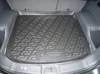 Полиуритановый коврик в багажник автомобиля Opel Antara (06-)  (Опель Антара), Lada Locker