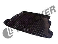 Полиуритановый коврик в багажник автомобиля Volkswagen Transporter T5 (02-) (Фольксваген Транспортер Т5), Lada Locker