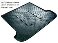Полиуритановый коврик в багажник автомобиля Renault Fluence SD (2010) (Рено Флюенс), NORPLAST