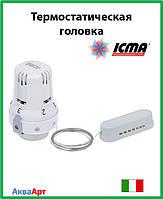 Icma Термостатическая головка для терморегулирующих и термостатических вентилей 28*1,5 Арт. 987