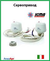 Icma Сервопривод электротермический «on-off» 30*1,5 NA . Арт. 980
