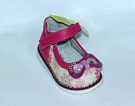 Туфли с бантом для малышей