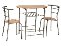 Комплект GABO стол и 2 стула
