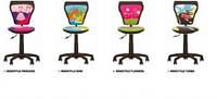 Кресло детское компьютерное Ministyle