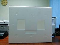 Ящик для инкубатора из пенопласта