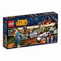 LEGO Star Wars  БИТВА НА ПЛАНЕТЕ САЛУКЕМАЙ