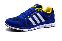 Кроссовки мужские Adidas Feather Prime, синие, фото 1