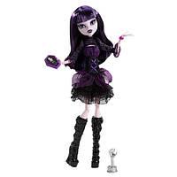 Кукла Монстер Хай Элизабет Страх Камера Мотор! Monster High Elissabat Frights Camera Action!