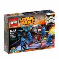 75088 Конструкторы LEGO Star Wars SENATE COMMANDO TROOPERS™ КОММАНДОС СЕНАТА