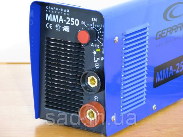 Сварочный инвертор GERRARD MMA-250