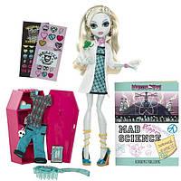 Кукла Монстер Хай Лагуна Блу В классе (со шкафом) Monster High Lagoona Blue Classroom