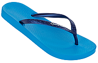 Вьетнамки Ipanema Tropical сине-голубые