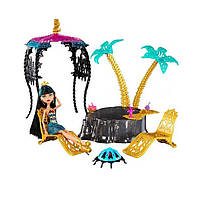 Набор Monster High Oasis and Cleo de Nile 13 Wishes Клео де Нил Оазис пустыни