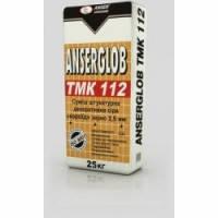 Штукатурка декоративная Ancerglob TMK-112 «Короед» серая 2,5мм 25кг