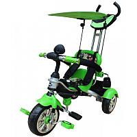 Трехколесный велосипед Mars Trike KR01 anime зеленый