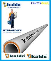 Полипропиленовая труба Kalde Fiber D20  pn20 (стекловолокно)