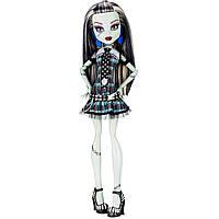 Кукла Монстер Хай Френки Штейн баз. перевыпуск 2014 Monster High Frankie Stein Basic 2014