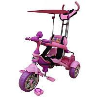 Велосипед для девочек Mars Trike KR01 anime розовый