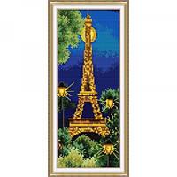 Набор для вышивания крестом «Париж» DOME 90104