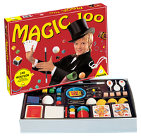 """Набор юного мага """"100 веселых фокусов"""" (Magic 100)"""