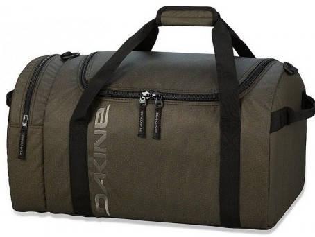 Эргономичная спортивная сумка Dakine 8300484 EQ BAG 51L 2014 pyrite, 610934844474