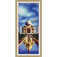 Набор для вышивания крестом «Агра» DOME 90103