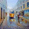 «Трамвай желаний» картина маслом