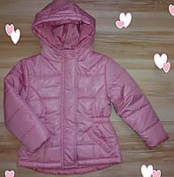 Детская демисезонная куртка для девочки, р.3 года