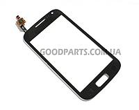 Сенсорный экран (тачскрин) для Samsung I8160 Galaxy Ace 2 черный (Оригинал)