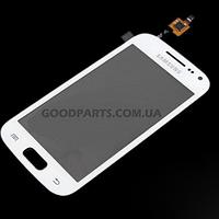 Сенсорный экран (тачскрин) для Samsung I8160 Galaxy Ace 2 белый high copy