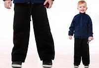 Детские штаны с начесом (р.86-128)